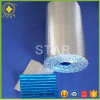 Wholesale Aluminum foil bubble heat insulation with woven cloth / Reinforced Heat Insulation Material from china suppliers