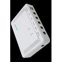 Wholesale Eco Portable UPS Uninterrupted Power Supply 24W DC Output 5V / 9V For Router from china suppliers