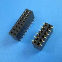 Wholesale 2.54mm pitch  2*8 Pin PCB connector 2.54mm SMT  female header from china suppliers