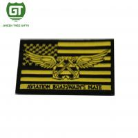 Wholesale 3D design Large Iron on Customized Embroidery Patches for clothing from china suppliers