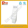 POP Corrugated Cardboard Display Stands Assembled As Shelves Manufactures