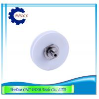Wholesale 68mm OD Sodick EDM Parts S461 Ceramic Pulley With Shaft And Bearing 3051205 sodick wire edm parts from china suppliers