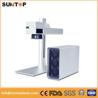 Wholesale Small fiber laser marking system for Jewelry inside and outside marking from china suppliers