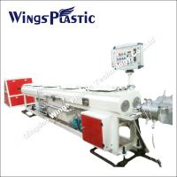 Wholesale PVC Conduit Pipe Making Machine 16-40mm, Electrical Conduit System PVC Duct Extrusion Line from china suppliers