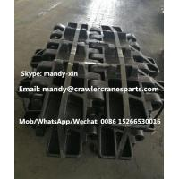Wholesale MANITOWOC 4100 Track Pad for Crawler Crane Undercarriage parts from china suppliers