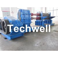 Wholesale Heavy Duty Steel Corrugated Roll Forming Machine 48Kw with Gimbal Gearbox Drive from china suppliers