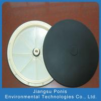 China Free sample EPDM/ABS  micro disc aeration diffuser for fish pond oxygenation on sale