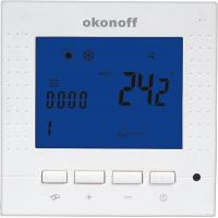 Wholesale LCD HVAC Digital Room Fan Coil Temperature Control Thermostat (S400) from china suppliers