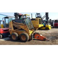 China Used original CASE skid steer loader 1845C ,good condition ,working hours 900 on sale