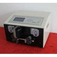 coax cable stripping machine