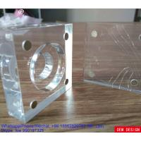 Wholesale Mini Acrylic Coin Display Frames / Commemorative Coin Holder Stand from china suppliers