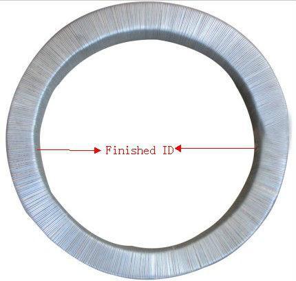 YW-1500E Large- sized toroidal shape coil CNC circular winding machine