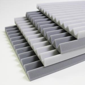 China Foam Wedge Tiles sound acoustic panel sound proof foam acoustic insulation panels soundproof acoustic foam on sale