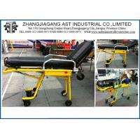 Wholesale Steel Frame Ambulance Cots Model 6082 EMS Healthcare for Patients Transportation from china suppliers