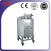 Wholesale SS316, SS304 Stainless Steel Sealed Storage Tank from china suppliers
