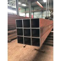 Quality Square Rectangular Seamless Steel Pipe Material Grade ASTM A 500 Grade A Of Size for sale