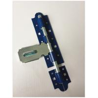 """Wholesale Blue Color Door Latch Hardware 6""""  Long Durability High Precision Design from china suppliers"""