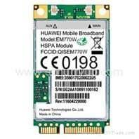 Wholesale Mini 3G Module, mini pci module Stamps Hole Form With WinCE,  Linux Operating System from china suppliers