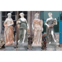 Hand Carved Marble Four Season Goddess Statue Of Item 92932234