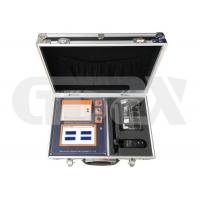 Wholesale Color LCD RUSCD Earth Insulation Tester With English Interface , ESDD Pollution Class from china suppliers