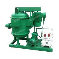 China 1.72 Transmission Ratio Oilfield Drilling Vacuum Degassing Machine 1.8 Tons Weight on sale
