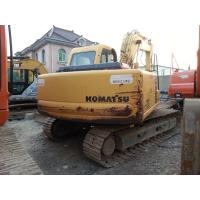 Wholesale Used KOMATSU PC120-6 12 ton Excavator For Sale from china suppliers