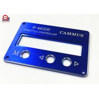 China Aluminum Investment Casting Parts Laser Mark And Painted Finish SGS Certified on sale