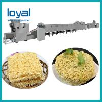 Wholesale Fried instant noodle making machine , industrial pasta extruder MACHINE from china suppliers