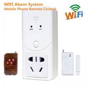 Wholesale Security for doors, alarm plug+magnetic door sensor, door alarm from china suppliers