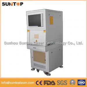 Wholesale 50W Europe standard fiber laser engraving machine fiber laser marking system from china suppliers