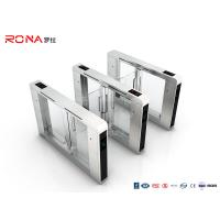 Wholesale High Security Speed Gate Turnstile RFID Access Control For Intelligent Buildings from china suppliers