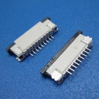 Buy cheap fpc connector 1.0mm pitch ZIF SMD from wholesalers
