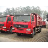 China Ventral Lifting Heavy Duty Dump Truck With 20m3 Cargo Body Strong Reinforced Frame on sale