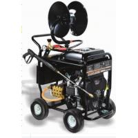 Wholesale Portable Commercial Pressure Washers 5000 PSI 350BAR 24HP SAE30 Pump Oil Type from china suppliers