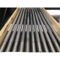 Wholesale Reaction Bonded Refractory Kiln Furniture Silicon Carbide Pipe / Beam High Hardness from china suppliers