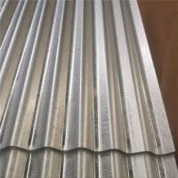 Wholesale Dipped Galvanized Corrugated Sheet As Per JIS G3302 SGCH Regular Spangle Chromated from china suppliers