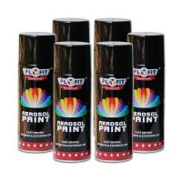 Buy cheap Good Adhesiveness Aerosol Spray Paint 300ML Liquid Coating 5 Minutes Surface Dry from wholesalers