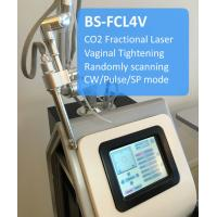 China Fractional Co2 Laser Treatment Machine For Epidermis Resurfacing / Wrinkle Reduction on sale