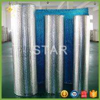 Wholesale bubble wrap aluminum foil heat resistant insulation from china suppliers