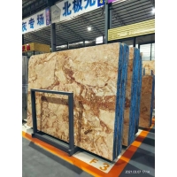 Wholesale Phoenix Calacatta Gold Marble Slab For Wall Panel from china suppliers