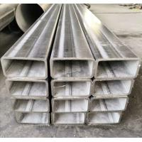 Wholesale 304 Stainless Steel Welded Pipe Hollow Section Inox Square Steel Tubing from china suppliers