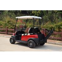 Wholesale 2 Person Electric Golf Carts Club Electric Buggy With Golf Bag Bracket With CE Certification from china suppliers