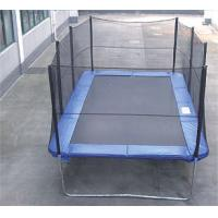 Wholesale Customized  Children Rectangle Trampoline with Enclosure A-17806 from china suppliers