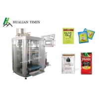 Wholesale Four Side Sealing Multi Line Shampoo sachet paste material Packing Machine from china suppliers