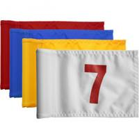 Wholesale Golf golf monochromatic flag, the checkered flag, golf digital flag, from china suppliers