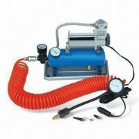 Buy cheap 200psi Suspension Air Compressor with 12V Voltage and 30mm Cylinder from wholesalers