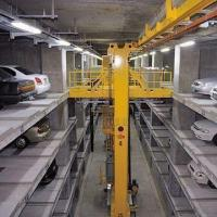China Automatic Aisle-stacking Parking System, Can Fully Use Special Space on sale