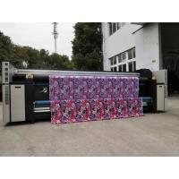 China Large Format Direct To Fabric Printing Machines All In One Sublimation on sale