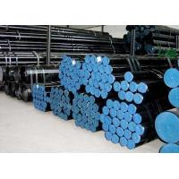 Wholesale X52Q Material Seamless Line Pipe , Carbon Steel Seamless Tube Anti Corresive from china suppliers
