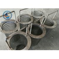 Wholesale Professional Rotary Sand Screen Johnson Drum Screen Filter Corrosion Resistance from china suppliers
